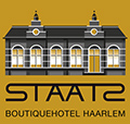Boutiquehotel Staats te Haarlem